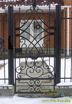 Ворота и Калитки - 004