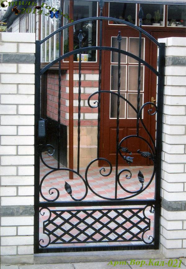Ворота и Калитки - 021