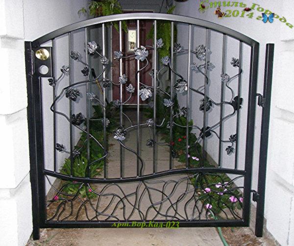 Ворота и Калитки - 023