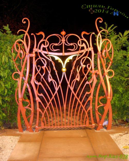 Ворота и Калитки - 028