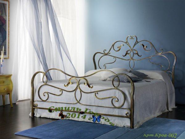 """Кровать - """"Стиль Города"""""""
