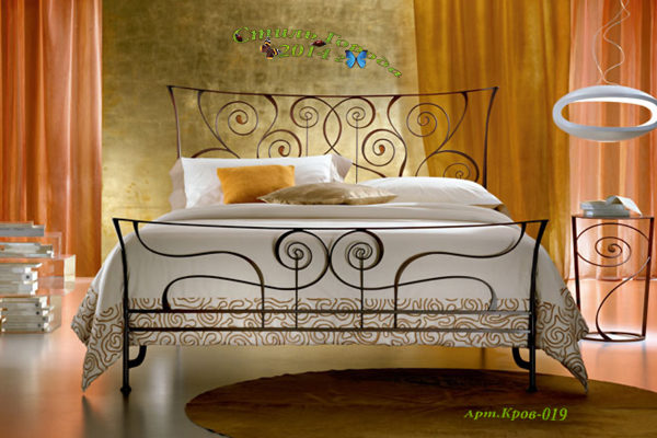 Кровати и диваны-019