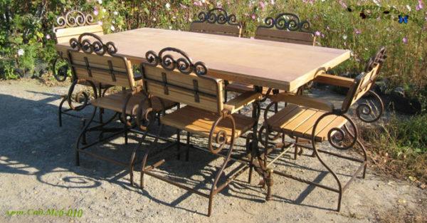 Садовая мебель - 010-2