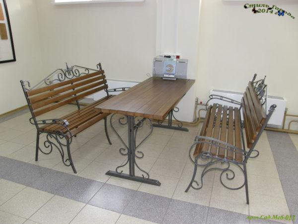Садовая мебель - 013