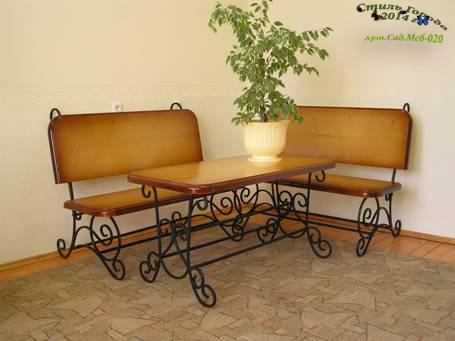 Садовая мебель - 020