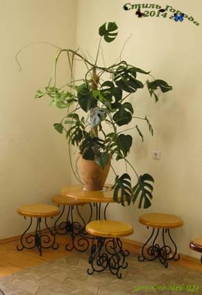 Садовая мебель - 021