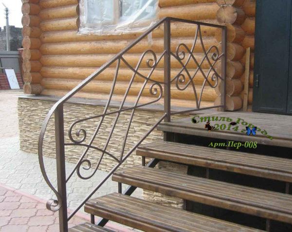 Лестницы и перила-008