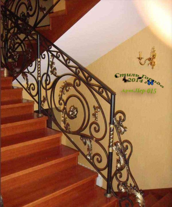 Лестницы и перила-015-2