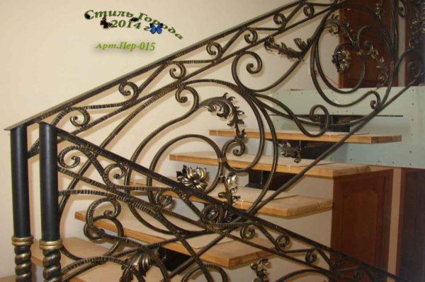 Лестницы и перила-015