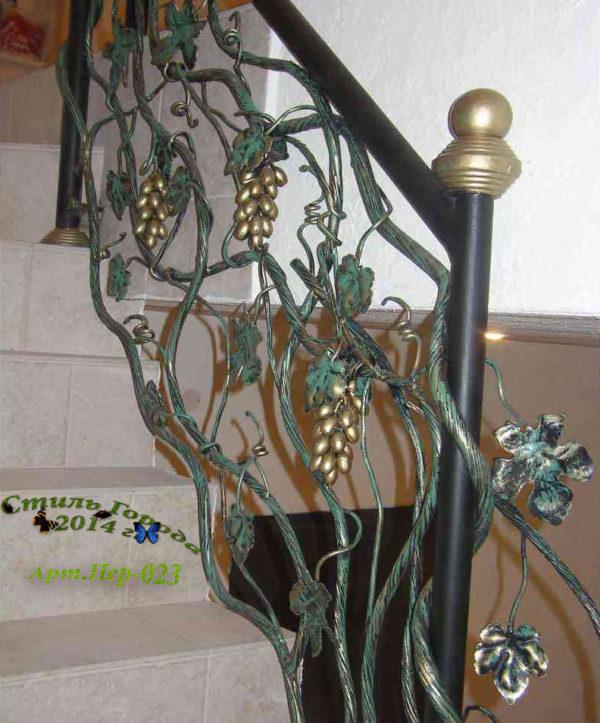 Лестницы и перила-023