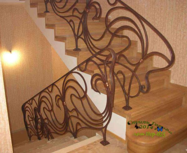 Лестницы и перила-025