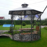 Gazebo - Place of solitude and contemplation