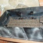 Шарабан - кованый сундук для приготовления блюд