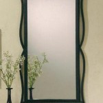 "Wrought mirror - beauty is not ""fade"""